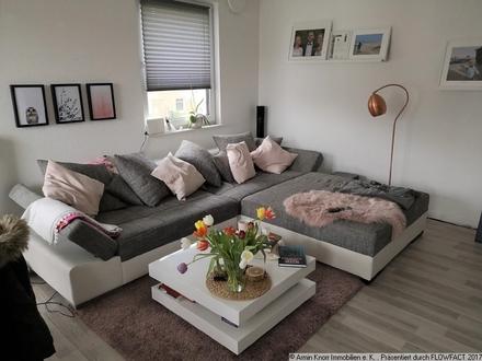 Moderne 2-Zi.-Wohnung im 1.OG mit EBK, Balkon, Aufzug und Stellplatz in Bloherfelde/ OL