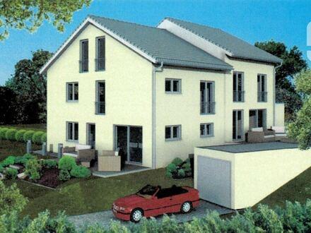 Großzügiges Doppelhaus