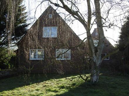 2 Einfamilienhäuser auf einem Grundstück in Sande