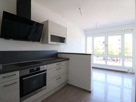 Komfortable Designerwohnung in absolut zentraler Lage von Weidenau - Erstbezug nach Sanierung -
