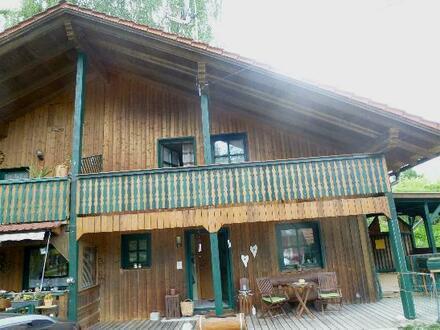 gemütliche Doppelhaushälfte am Ortsrand von Bodenmais