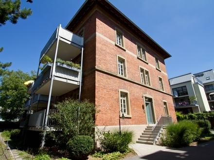 //königliches Amtsgerichtsgefängnis //5-Zimmer-Maisonette //Balkon //Unikat //frei ab 01.07.2019