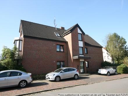 3-Zimmer-Dachgeschosswohnung mit 2 Balkonen im Ziegelhofviertel