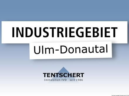 Industriegebiet Ulm-Donautal: Produktionsareal