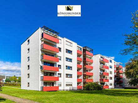 Gemütliche 3-Zimmer-Wohnung + Garage in ruhiger Ortsrandlage von Neuhausen