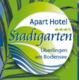 Apart Hotel Stadtgarten***S