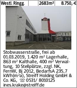 Stobwasserstraße