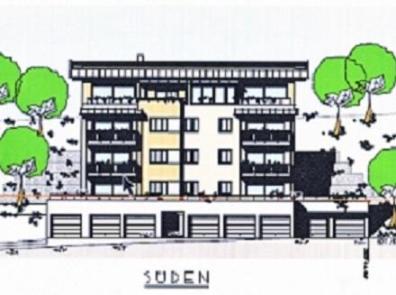 Neubau von 8 Eigentumswohnungen in Ruhstorf