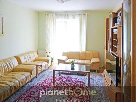 Drei-Zimmer Wohnung direkt an der Grenze Wiens!