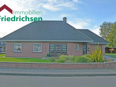 Stilvolles Wohnhaus mit großzügiger Raumaufteilung -vor den Toren von Sylt-