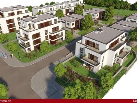 Neubau - lichtdurchflutete 2 Zimmer-Wohnung mit Terrasse