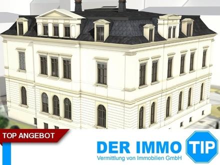 Büropark Villa Zimmermann - Erstbezug Villa Schüffner - Zentrum - barrierefrei -