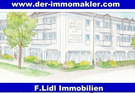 *F.Lidl Immobilien* Ladenfläche in bester Lauflage in Bad Füssing - Kurallee zu vermieten