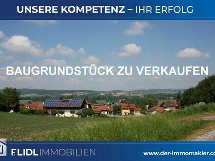 Baugrundstück voll erschlossen in Bayerbach - zu verkaufen - kein Bauzwang