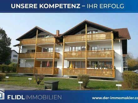 gepfl. 1 Zimmer Appartement in Bad Füssing / Würding
