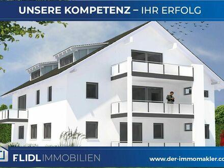 Exklusive 2 Zimmer Mietwohnung 1.OG m. Balkon Neubau In Neuhaus / Inn