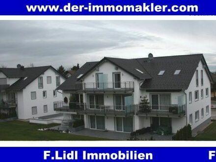 F. Lidl Immo** 3 Raum Neubau - Wohnung / 2.Stock mit Balkon