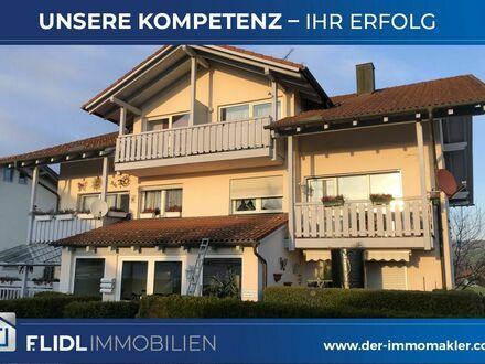 Top gepflegte sonnige 3,5-Zimmer-ETW in Hunderdorf