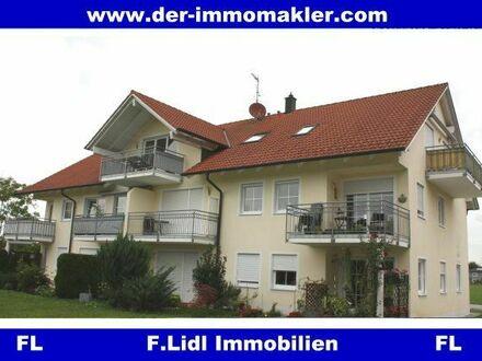 *F. Lidl Immo* Exklusive 3 Zimmer Eigentumswohnung in Egglfing (Bad Füssing)