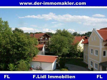 *F. Lidl Immo* Neuwertige exklusive 3 Zimmer Eigentumswohnung in 3 Fam. Haus Bad Füssing zu verkaufen