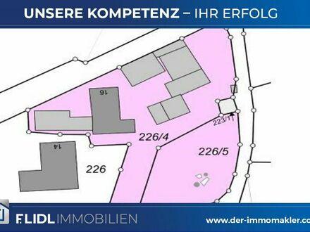 Großes Grundstück mit Abbruchhaus (Bauträgerobjekt) reserviert
