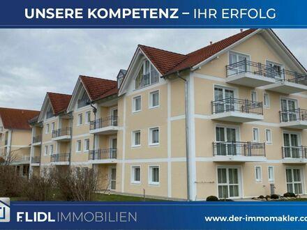 Bad Füssing 1,5 Zimmer Eigentumswohnung- 2. Stock m. Balkon