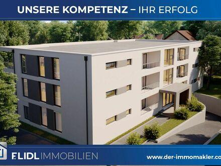Traumhafte Neubau 2 Zimmer Eigentumswohnung in Straubing im Erdgeschoß