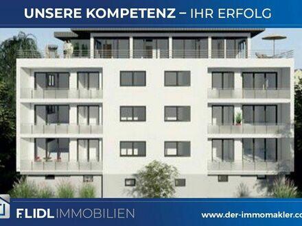 Bad Griesbach 3 Zimmerwohnung Neubau - Fernblick