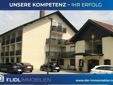 Bad Füssing 1 Zimmer Appartement zur Miete- EG m. Balkon