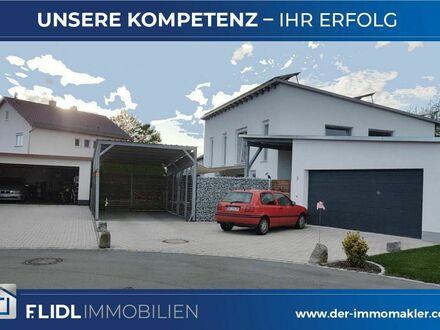 Lichtensee: modernes 2-Familienhaus