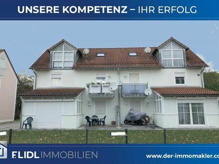 2 Doppelhaushälften mit 4 Wohnungen in Bad Füssing - Würding