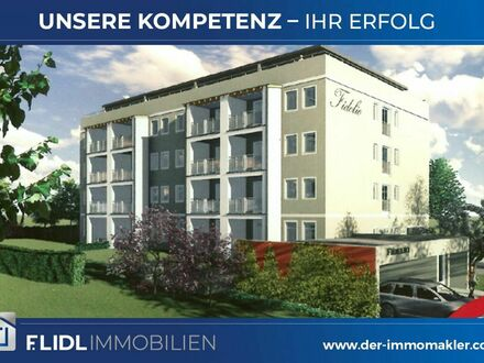 Fidelio - Hotelsuiten Neubau in Bad Füssing - Toplage