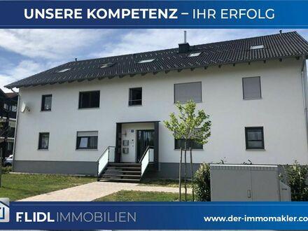 3 Raum Neubau - Wohnung / 2.Stock mit Balkon