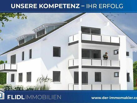 Exklusive Mietwohnung 2 Zimmer 1.OG m. Balkon in Neuhaus / Inn