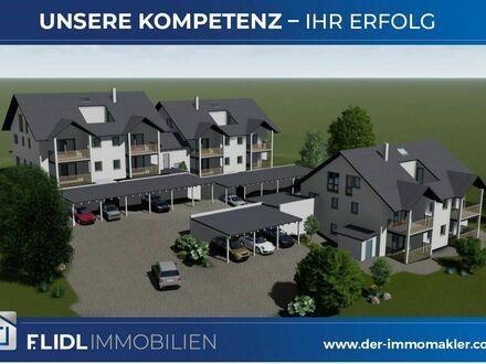 3 Zimmerwohnung in Neuhaus - Neubau