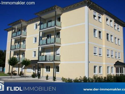 Bad Füssing zentral Penthouse-Charakter Exkl. 3 Zi-Wohnung mit 2 Balkonen