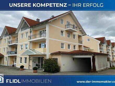 Bad Füssing 2 Zimmer Eigentumswohnung- Erdgeschoß m. Terrasse