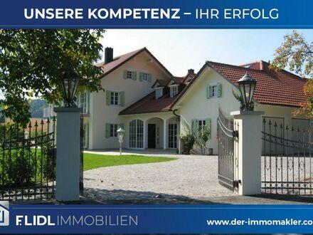 excl. Villa Alleinlage m. 5064 m² Parkgrundstück