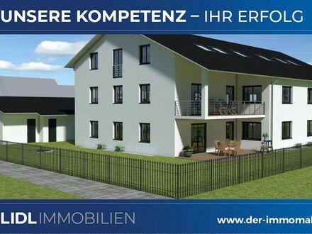 Pocking: Exkl. 3,5 Zimmer Eigentumswohnung EG Neubau