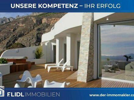 Luxusapartments in Altea Hills
