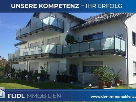 2 Raum Neubau - Wohnung / 2.Stock mit Balkon