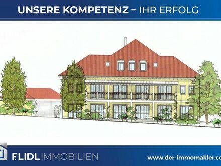 Ering - Haus am Schloßpark - betreutes Wohnen - Pflegimmobilie