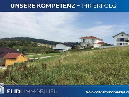 Baugrundstück in Bad Griesbach - zu verkaufen - kein Bauzwang