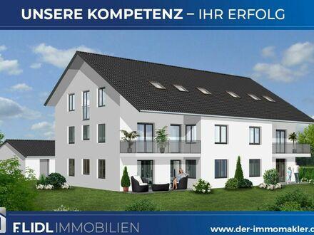 Pocking: Exkl. 3,5 Zimmer Eigentumswohnung DG Neubau
