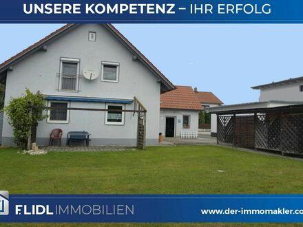 Dornwang/Dingolfing gepflegtes Einfamilienhaus zu verkaufen