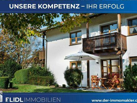3 Zimmer Eigentumswohnung / EG u. UG mit Terrasse