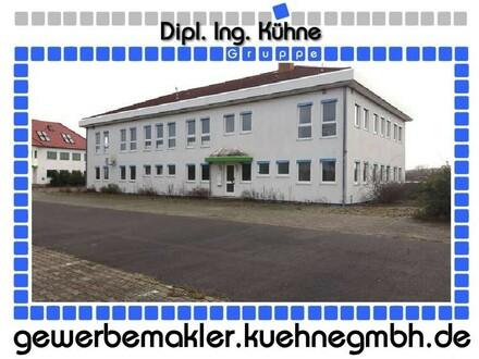 Prov.-frei: Rasante Lage! Büro Verwaltungsgebäude an der A2