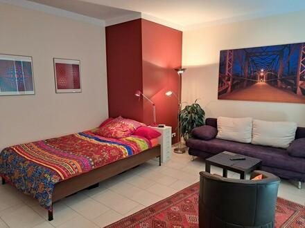 West-City Apartment * Nähe Kurfürstendamm + U7 * Süd-Balkon *
