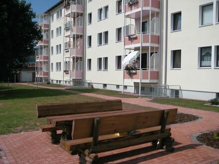 3 RW 60 qm 293€ kalt/396€ warm Balkon