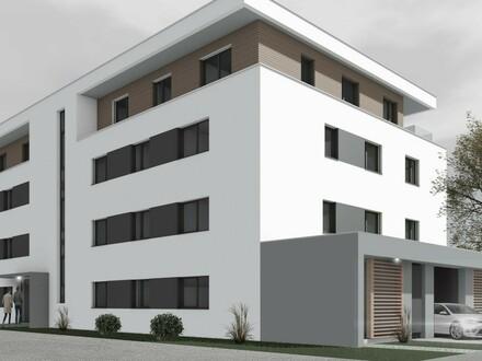 4-Zimmerwohnung mit Balkon, TG-Stellplatz und Gäste-WC! provisionsfrei!